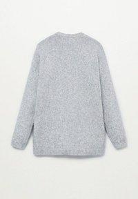 Mango - KILIE - Vest - gris chiné moyen - 1