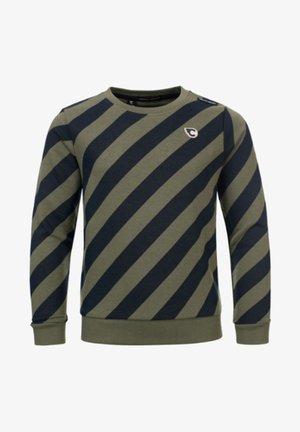 CAS CREWNECK  - Sweater - groen