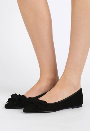 ANGELIS - Ballet pumps - black
