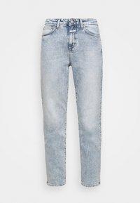 BAKER HIGH - Straight leg jeans - light blue
