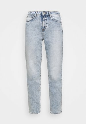 BAKER HIGH - Straight leg jeans - light blue