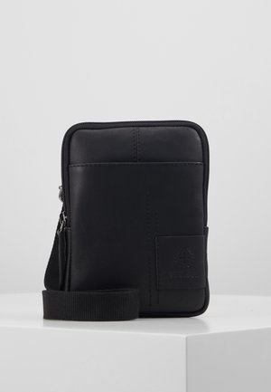 HYDE PARK SHOULDERBAG - Across body bag - black
