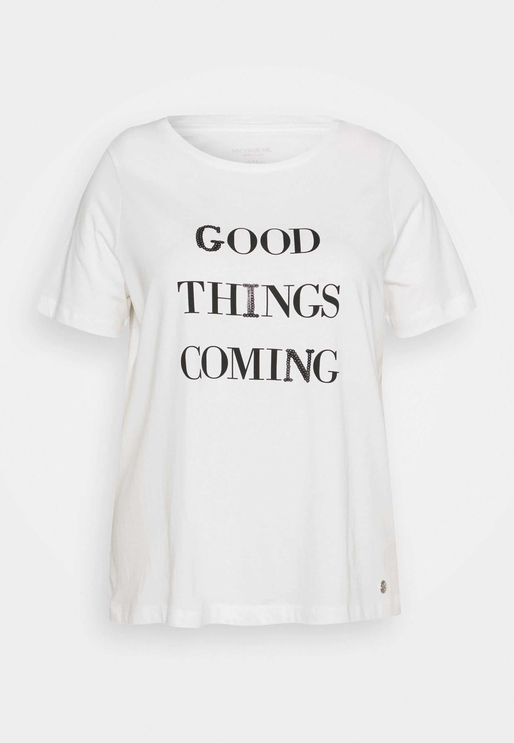 Damen SEQUINS ARTWORK - T-Shirt print