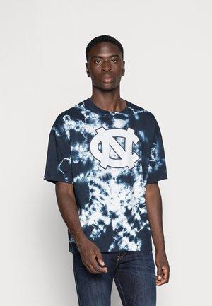 CREWNECK - Print T-shirt - dark blue