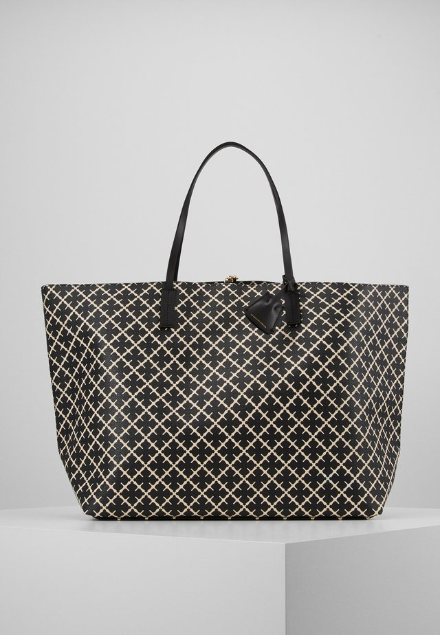 ABI TOTE - Shopping bags - black