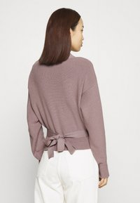 Even&Odd - Cardigan - purple - 2