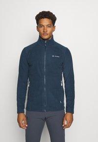 Vaude - MENS ROSEMOOR JACKET - Fleece jacket - steelblue - 0