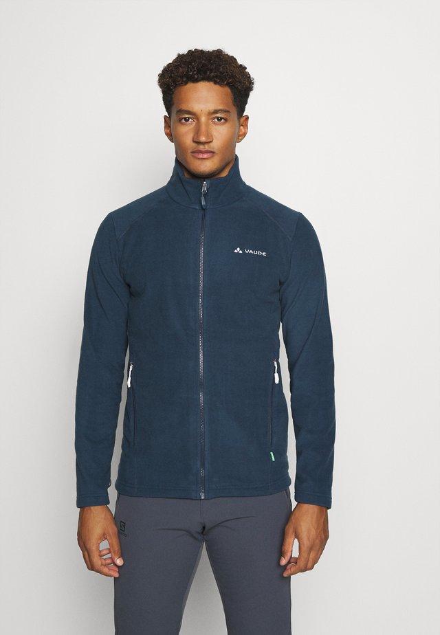MENS ROSEMOOR JACKET - Fleece jacket - steelblue