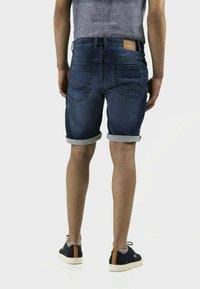camel active - Denim shorts - dark blue - 2