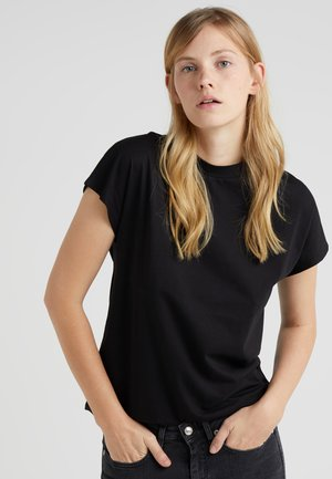 PROOF - Jednoduché triko - black