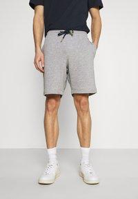 Selected Homme - SLHMICAH - Shorts - light grey melange - 0