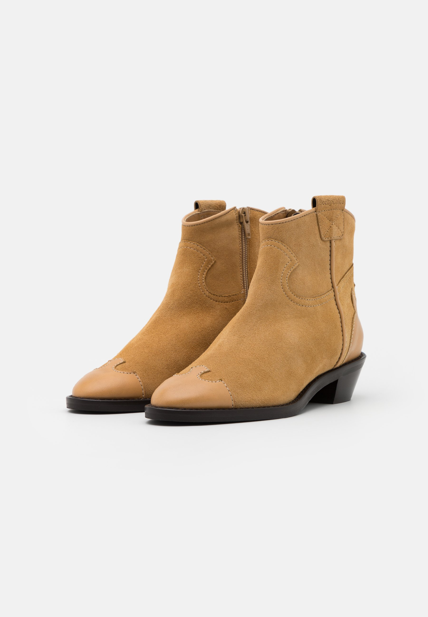 See by Chloé Ankle Boot brown/braun