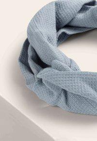 OYSHO - Hair styling accessory - light blue - 4
