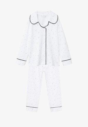 CARLOTA PACK - Pyjama - gebroken wit
