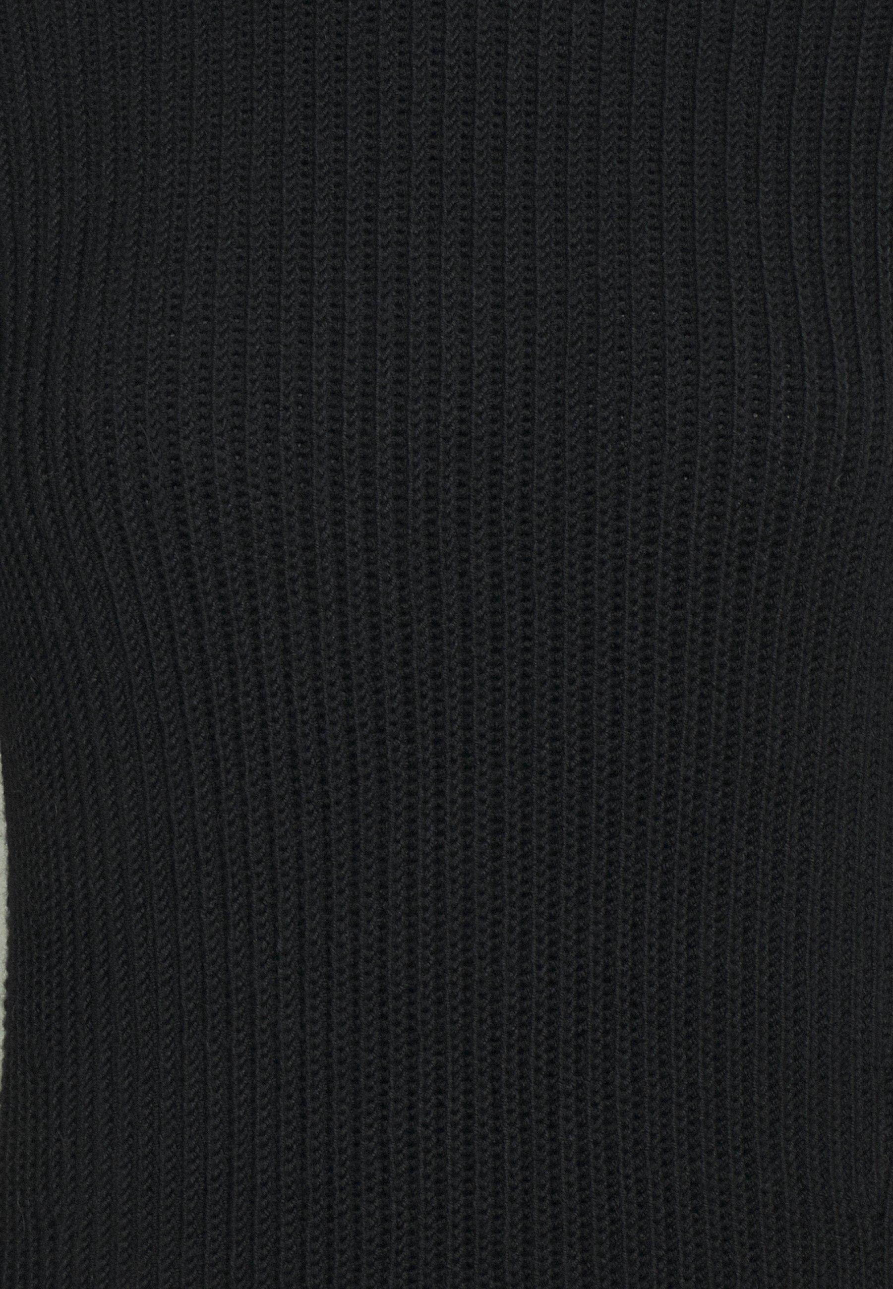 Dondup Strickkleid black/schwarz