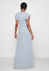 TFNC Tall - REA MAXI - Společenské šaty - dustry sage - 3