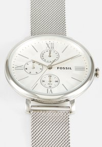 Fossil - Watch - silver-coloured - 3
