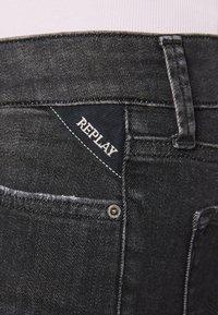 Replay - LUZIEN PANTS - Jeans Skinny Fit - dark grey - 6