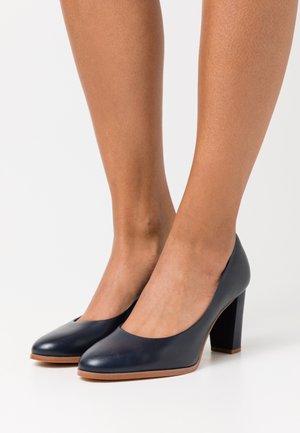KAYLIN CARA - Classic heels - navy