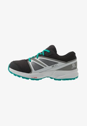 SENSE CSWP - Hiking shoes - black/pearl blue/parasailing