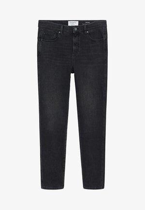 IRENE - Slim fit jeans - black denim