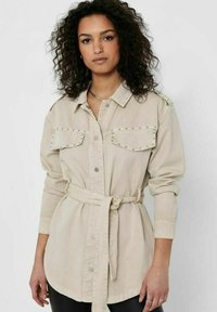 ONLY - Trenchcoat - pumice stone - 4