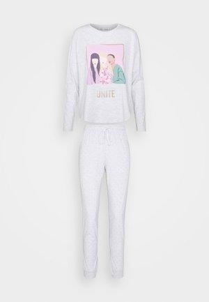 TOGETHER - Pyjamas - grey melange