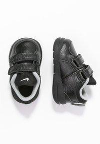 Nike Performance - PICO 4 - Sportovní boty - black/metallic silver - 1