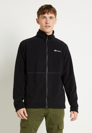 PRISM - Fleece jacket - black