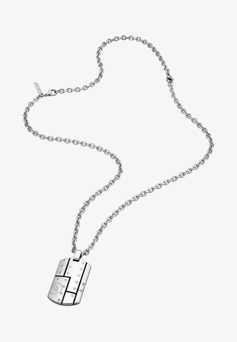 Police - Halskette - silver-coloured