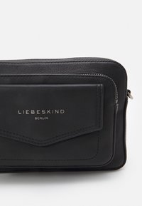 Liebeskind Berlin - CROSSBODY S - Across body bag - black - 4