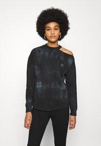 River Island - Sweatshirt - black - 0