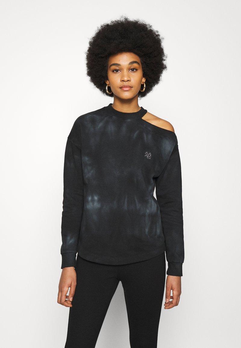 River Island - Sweatshirt - black