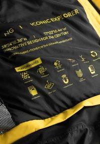 National Geographic - Down jacket - lemon chrome - 7