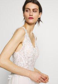 Luxuar Fashion - Iltapuku - ivory/nude - 3