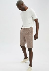 DeFacto - Shorts - beige - 3