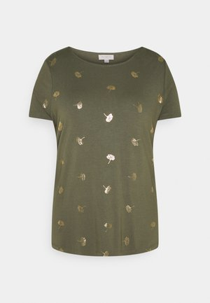 CAREMA TOP - T-shirts med print - kalamata