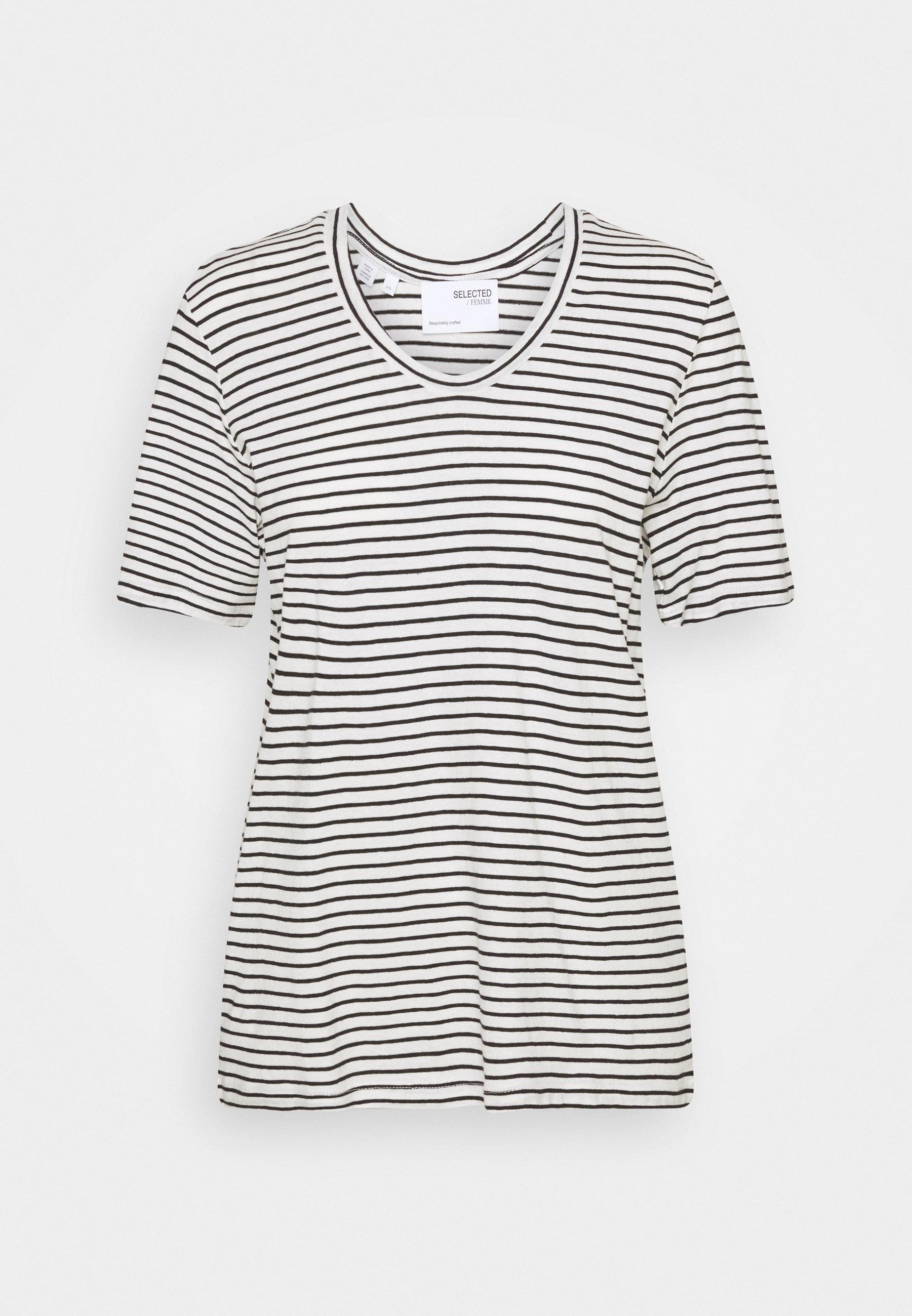 Women SLFBELIVE TEE - Print T-shirt
