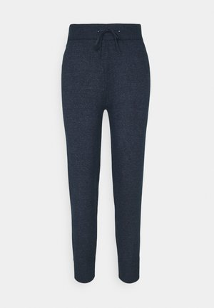 VIRIL PANT - Tracksuit bottoms - total eclipse/melange