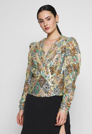 CATJA BLOUSE - Blouse - multi-coloured