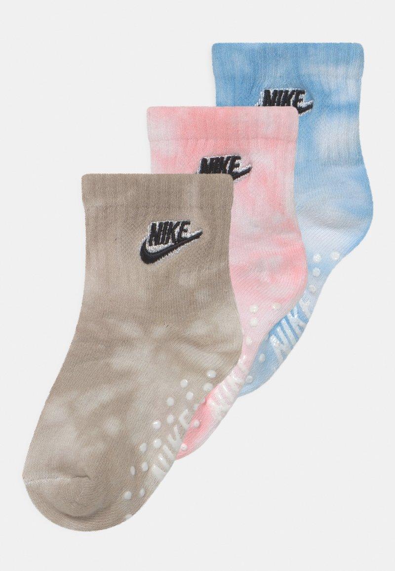 Nike Sportswear - TODDLER 3 PACK UNISEX  - Socks - multi-coloured