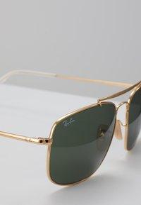 Ray-Ban - THE COLONEL - Okulary przeciwsłoneczne - gold-coloured - 2