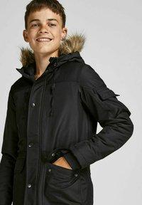 Jack & Jones Junior - Winter coat - black - 3
