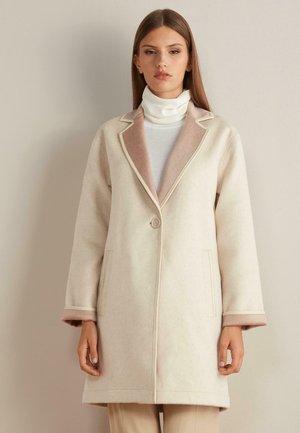Short coat - rosa -- alabaster white/diamond grey