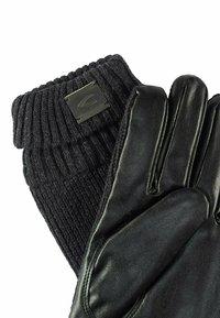 camel active - Gloves - black - 2