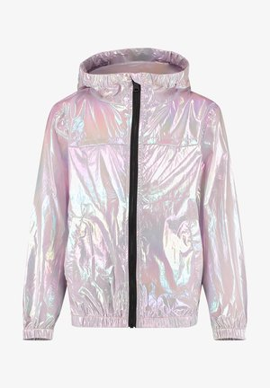 Light jacket - holographic