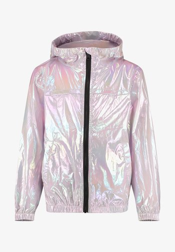 Light jacket - holographic