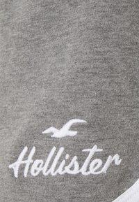 Hollister Co. - LOGO - Shorts - grey - 5