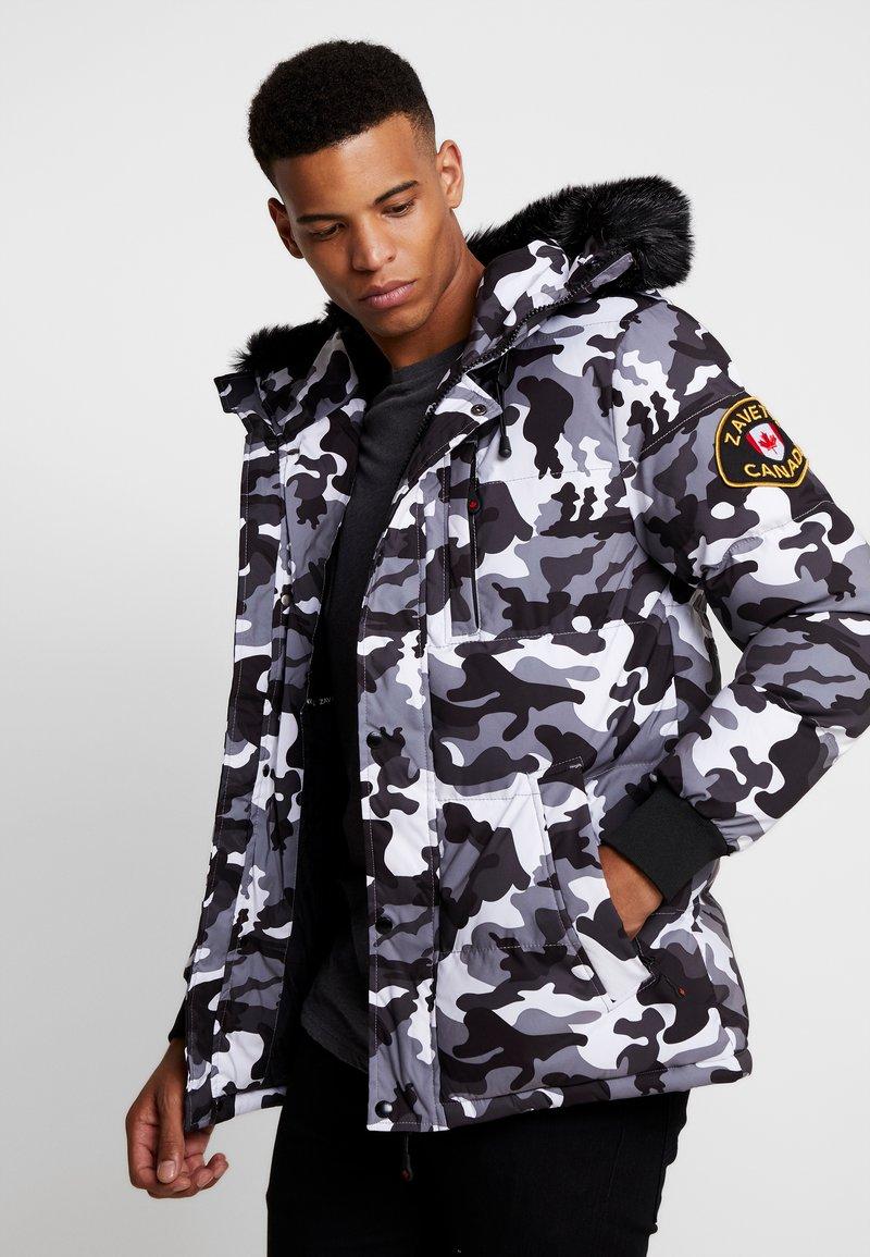 Alessandro Zavetti - OSHAWA PADDED - Winter jacket - khaki