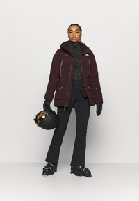 The North Face - PALLIE JACKET - Skijakke - root brown - 1